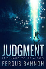 judgement - fergus bannon science fiction books